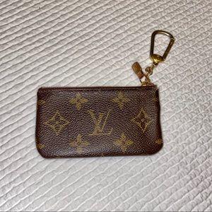 Auth Louis Vuitton Key Cles